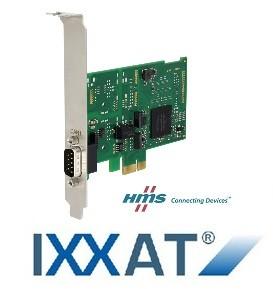 Interfaccia CAN FD in standard PCI express