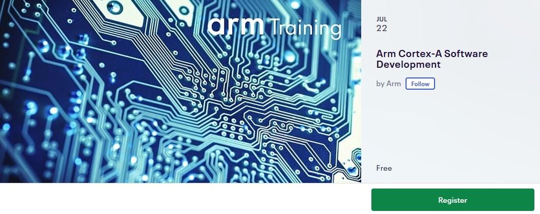 CORSO ONLINE GRATIS - Arm Cortex-A Software Development