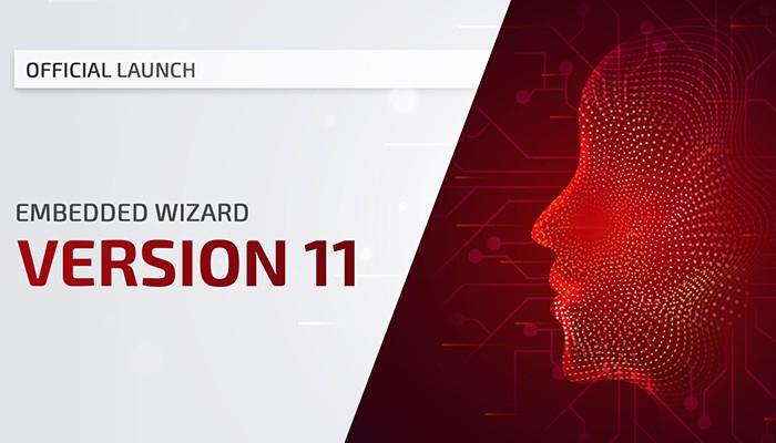 Maggiore efficienza e ampio sviluppo con l'ultima versione della GUI di Embedded Wizard