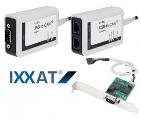 Interfaccia USB attiva: 2 x CAN/CAN FD - 1 x LIN