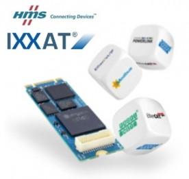La scheda IXXAT INpact ora anche nel formato ultracompatto M.2