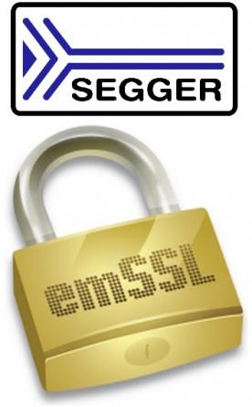 Sul sito di Segger pubblicati due esempi applicativi di TLS basati su emSSL