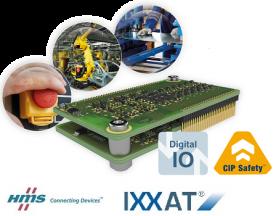 Collegamento a CIP Safety con IXXAT Safe T100