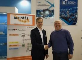 acontis technologies GmbH sceglie Tecnologix srl