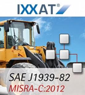 Nuovo software da IXXAT per lo sviluppo di applicazioni automotive sicure