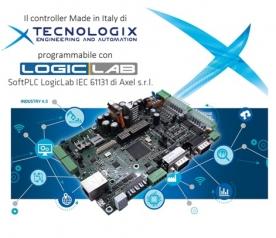 """GWA, il controller industriale """"Made in Italy"""" targato Tecnologix"""