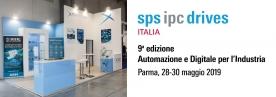 SPS IPC DRIVES ITALIA 2019: IL NOSTRO PIÙ SENTITO GRAZIE A TUTTI VOI!