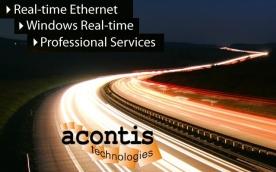 Tecnologix acquisisce la distribuzione di acontis technologies GmbH