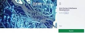 CORSO ONLINE GRATIS - Arm Cortex-A Software Development