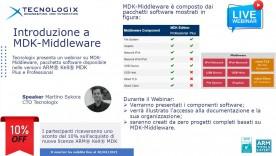 Live Webinar - Introduzione a MDK Middleware