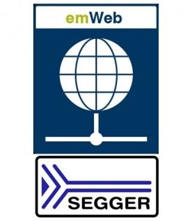 emWEB, il web server di Segger
