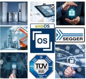 Sistemi Operativi: con embOS applicazioni certificabili fino a SIL3