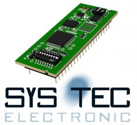 Da SYSTEC il nuovo CANopen Chip CoC-100