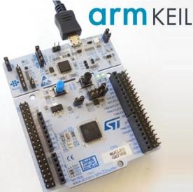TUTORIAL - Il debug dei processori Cortex M0 con Keil EVR