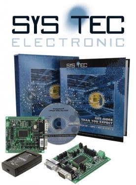 Da SYS TEC Electronic il toolkit Safety Chip CSC02 per sviluppare reti CANopen in totale sicurezza