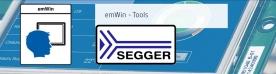 emWin, la libreria di Segger per realizzare embedded GUI