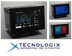 """Tecnologix rilascia RGB Display, device universale da 5.5"""""""