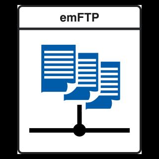 SEGGER emFTP