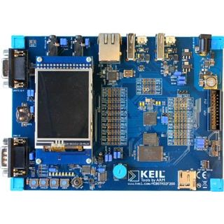 Keil MCBSTM32F200