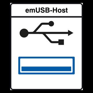 SEGGER emUSB Host