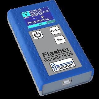 SEGGER Flasher Portable PLUS