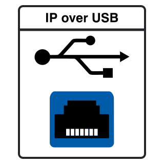 SEGGER IP over USB
